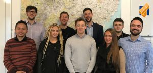 The Toppesfield Sales Team