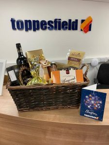 Toppesfield Christmas Hamper